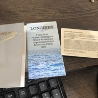 Longines papers