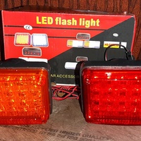 12v led flash lights
