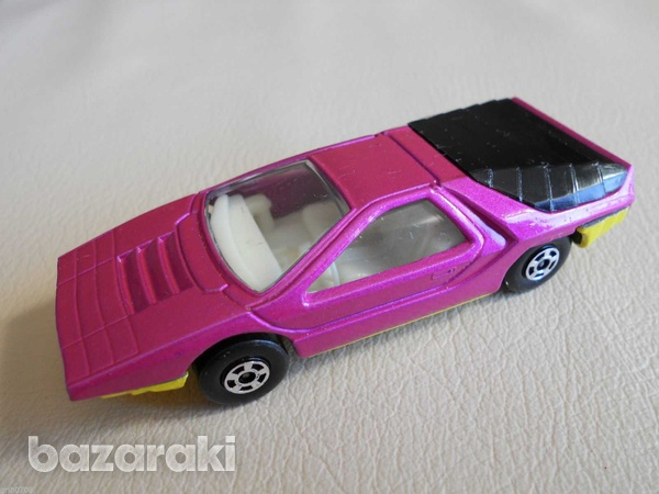 Matchbox lesney superfast alfa carabo-5