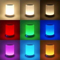 Bluetooth touch lamp speaker