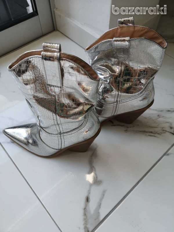 Silver boots-1