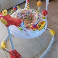 Jumparoo baby+music&lights