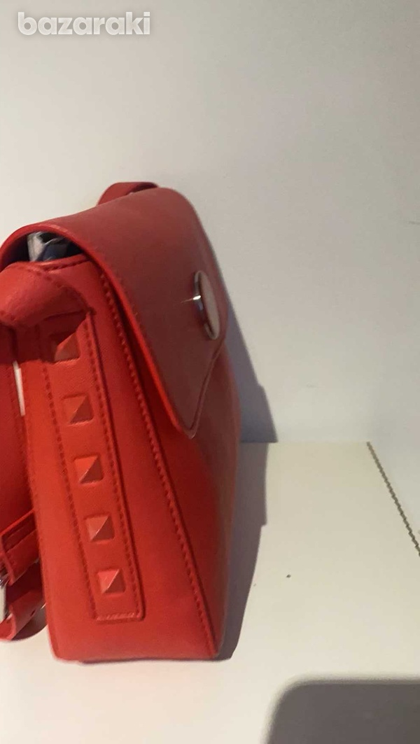 Armani jeans coral crossbag- authentic-4