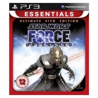 Sony playstation 3 star wars the force unleashed - the ultimate sith
