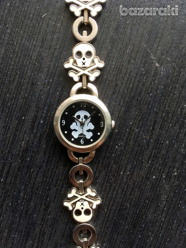 Designer quartz wrist watch-1