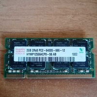 Ddr2 2gb 800 mhz so-dimm laptop memory ram