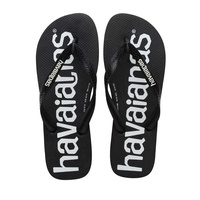 Havaianas men top logomania flip flop 4144264-0090