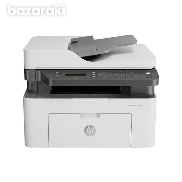 Hp printer all in one laser color 179fnw a4-2