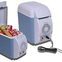 Portable cooling - warming refrigerators