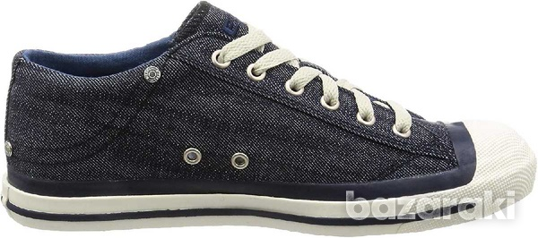 New,diesel casual denim lace-up new shoes size 42-1