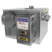 Automatic grease trap grease guardian x35