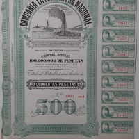 Argentine 1928 petrolifera nacional stock - look at the pictures