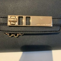 Trussardi jeans convertable purse/bag authentic