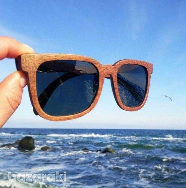 Style wooden sunglasses-1