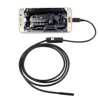 Waterproof mobile android endoscope