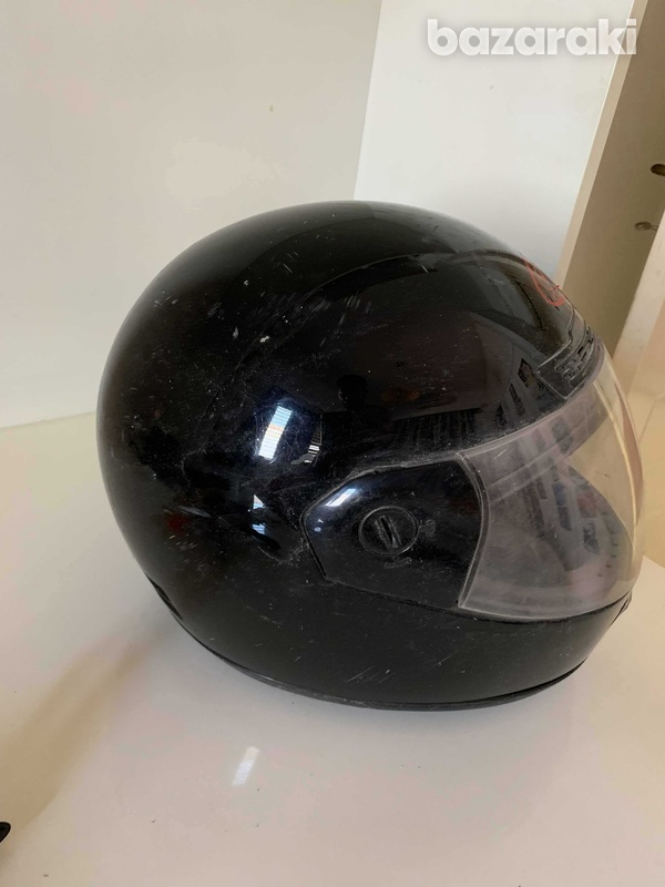 Spy full face helmet-3