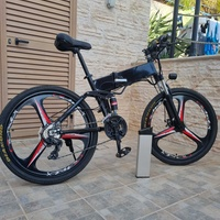 Nice foldable electric bike to sell in limassol