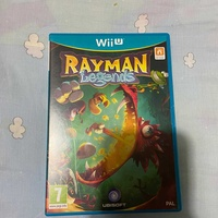 Rayman legends for the wii u