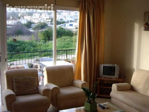 1 bedroom apartment in melanos area chloraka pafos fully furnished-4
