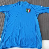 Italy national team 2002 jersey tshirt size s