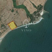 Sea front piece of land 6355 sqm in a tourist zone , mazotos, larnaca
