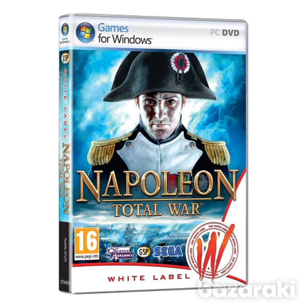 Napoleon total war - pc dvd