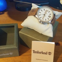 Watch timberland 2020 model original quality leather strap