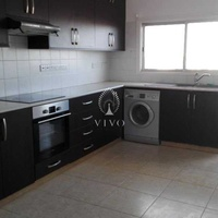 Three bedroom top floor apartment in the center of limassol