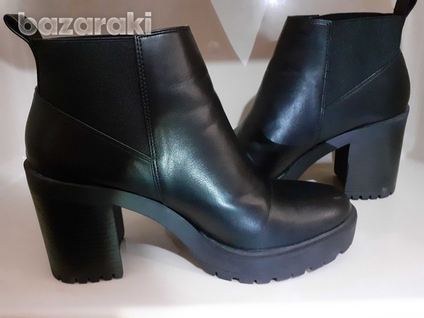 Mango ankle boots-1