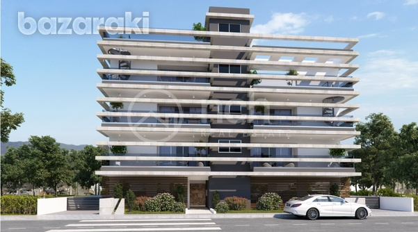 Under construction two bedroom apartment in strovolos-1