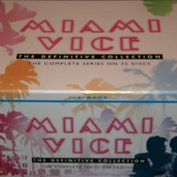 Miami vice-the complete collection