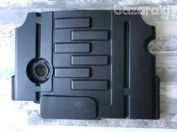 Land rover discovery 3 engine cover-1