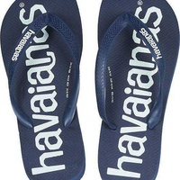 Havaianas men top logomania flip flop 4144264-0555