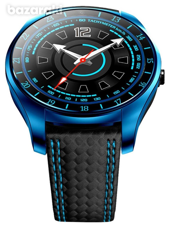New v10 smart watch carbon phone mate heart rate monitor sim card slot-4