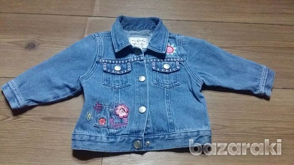 Set of baby clothes 6-9 months - five pieces-3