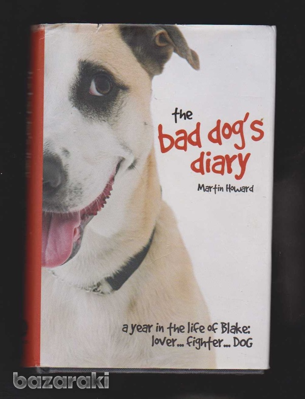 The bad dog's diary 1 and 2 two books bundle-1