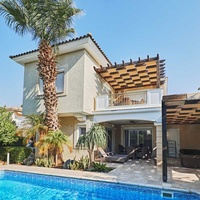 4-bedroom villa in a secure gated complex messogios