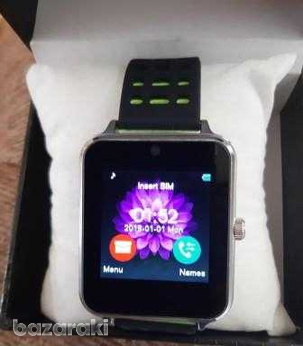 Z80 sports bluetooth smart watch phone for android ios iphone-1