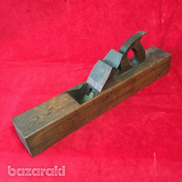 Carpenters wooden plane 55cms-4