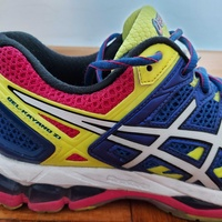 Asics women's trainers