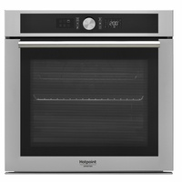 Hotpoint ariston fi4854pixha pyrolytic built-in oven inox 71l a+