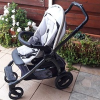 Baby trolley peg perego 3 in 1