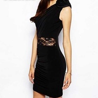 Jessica wright designer black dress