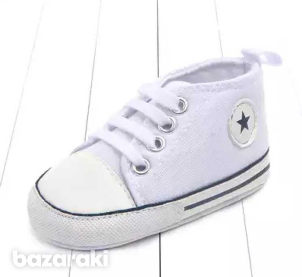 Baby shoes- babies white shoes