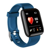 D13 smart watch men women for android ios phone heart rate blood press
