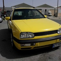 Volkswagen Golf 2,1L 1995
