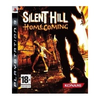Sony playstation 3 - silent hill homecoming - ps3