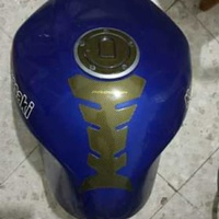 Fuel tank complete