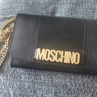 Moschino small bag original with chain