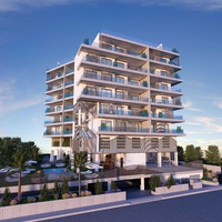 Two bedroom apartment in limassol city center